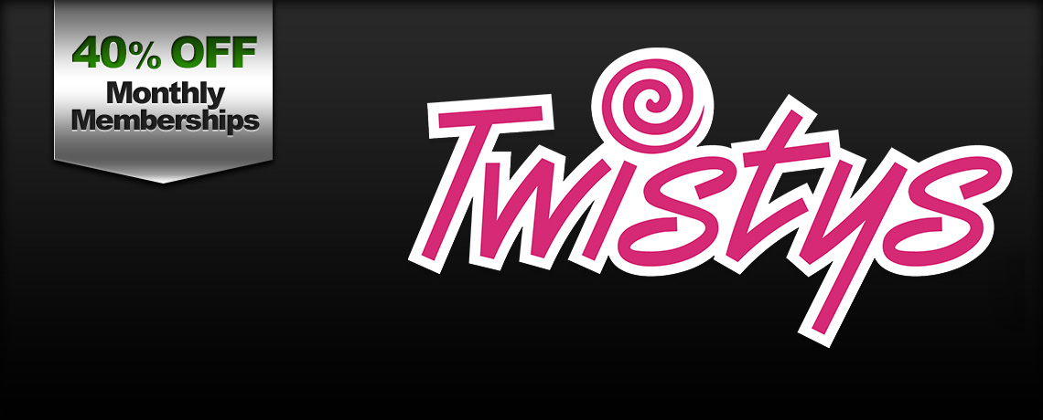 96/100 – Twistys Network – 40% OFF